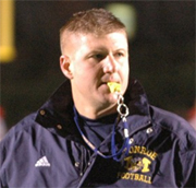 Middletown High School Head Coach Jason Krause