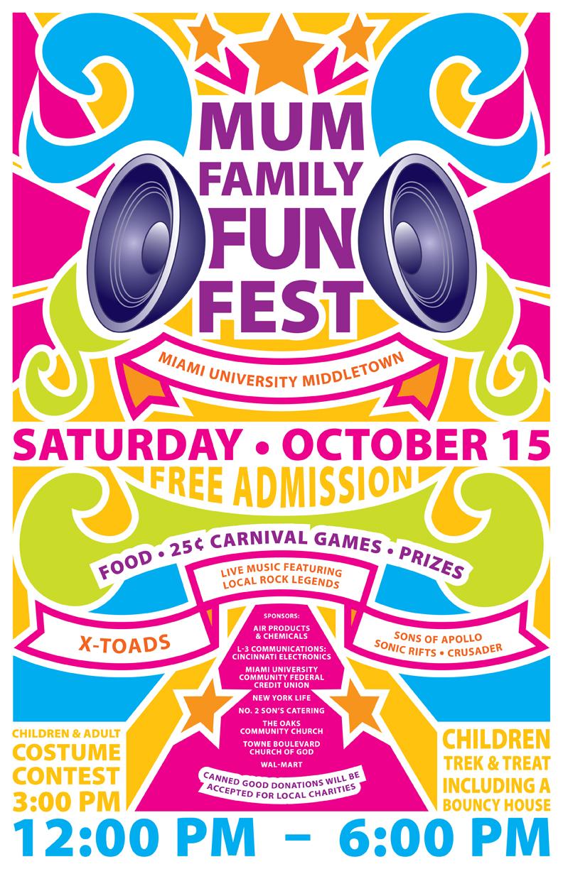 Miami University Middletown Family Fun Fest