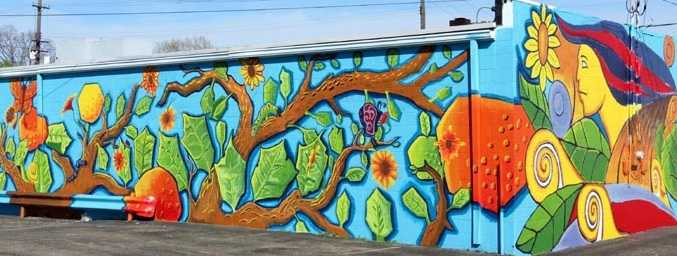 Two More Art Murals Planned for Downtown Middletown