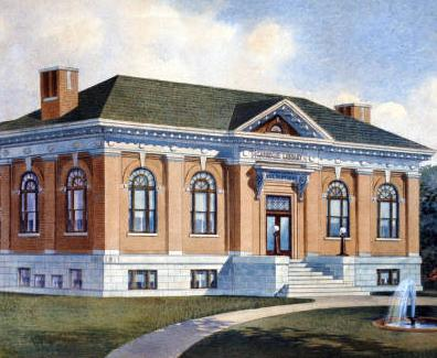 Middletown Carnegie Library