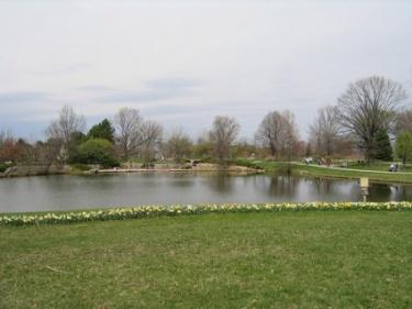 Cox Arboretum - April 2009
