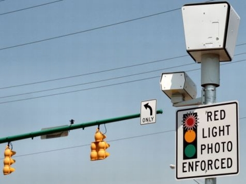 Middletown Brings Back The Red Light Cameras